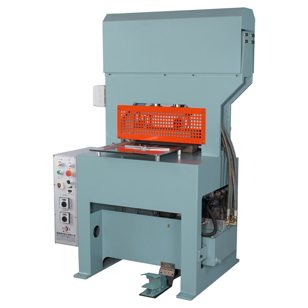 HC-5TRHA 熱熔壓線機
