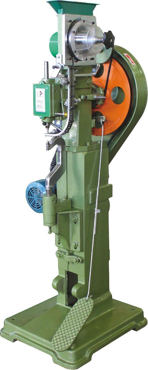 HC-5SP鞋带鸡眼铆合机