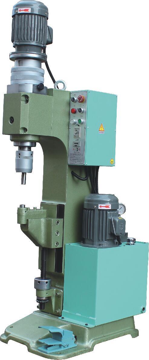 HC-138LD 油压式旋铆机