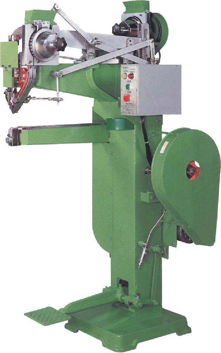 全自动高尔夫球袋铆钉机 型号:HC-10RCX