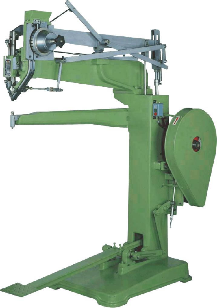 半自动高尔夫球袋铆钉机 型号:HC-10RX