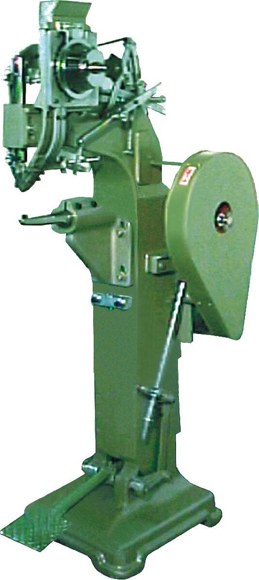 半自动高尔夫球袋铆钉机  型号:HC-10XX