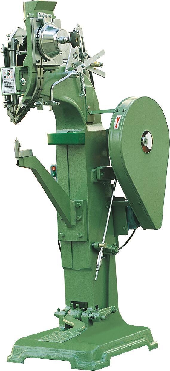 中型铆钉机(弧面型) 型号:HC-8RB