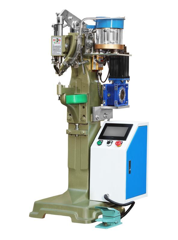 HC-8RE-SV  小型伺服铆钉机(震动盘)